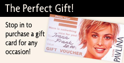 Purchase Salon Pavlina Gift Cards